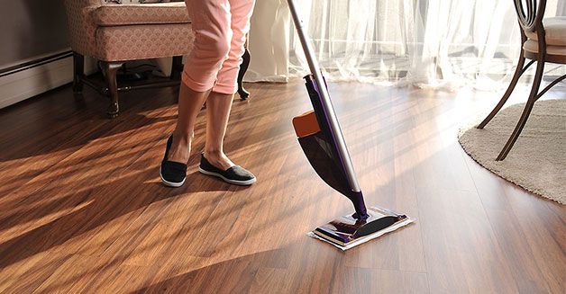 Flooring cleaning